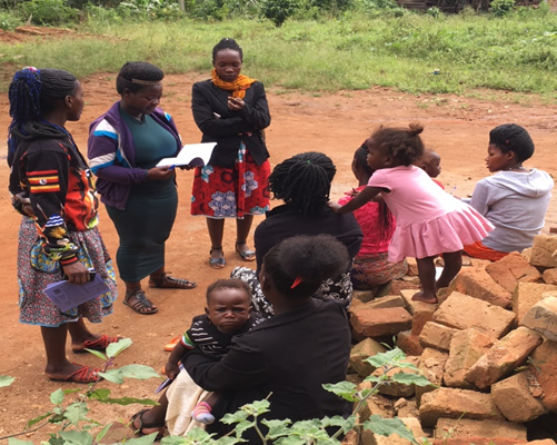 Discipling Teenage Mothers for Mission